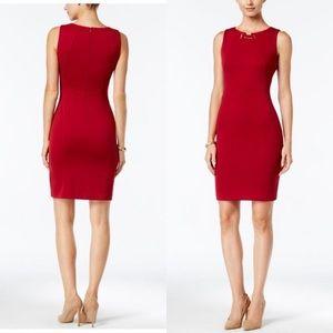 NWOT Macy's Burgundy Womens Dress Size 16
